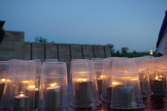 Зажечь свечу памяти можно онлайн