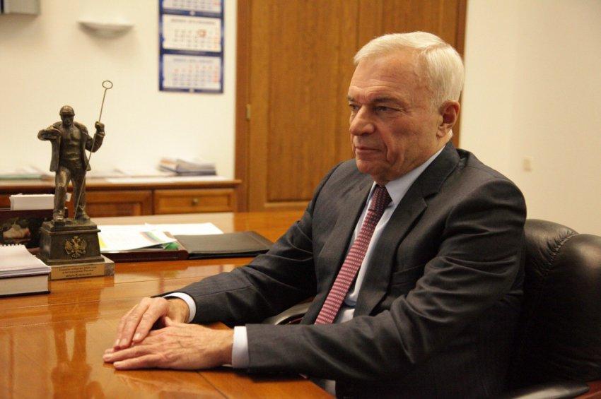 Виктор Рашников избран председателем Совета директоров ПАО