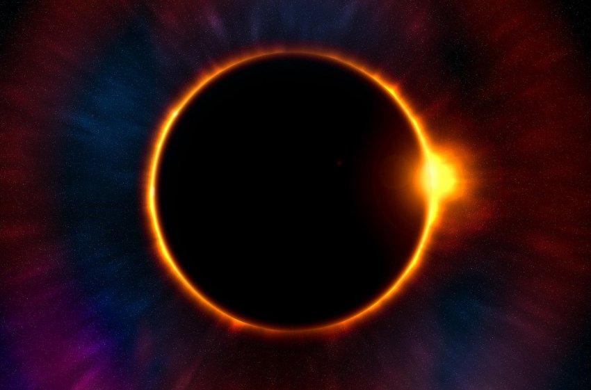 Магнитогорцы смогут увидеть кольцеобразное солнечное затмение