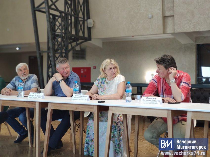В Магнитогорский драмтеатр приехали уфимские артисты