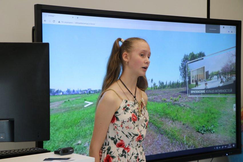 Юные таланты создали виртуальную экскурсию по «Притяжению»