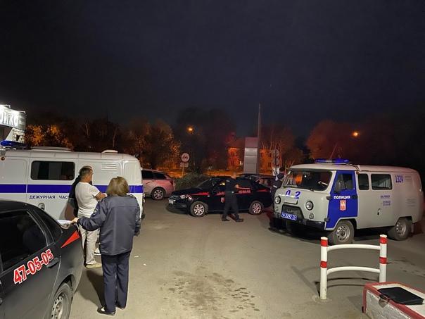В Магнитогорске совершено разбойное нападение на АЗС