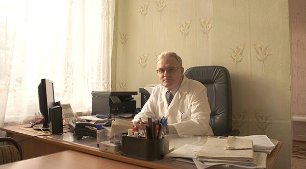 Скончался врач Василий Гнитюк