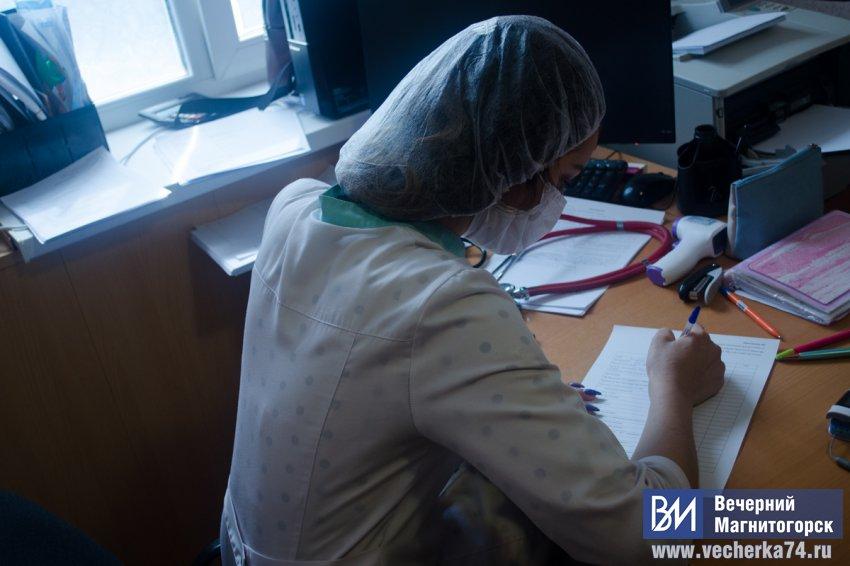 В Магнитогорске продолжается активный рост заболевших COVID-19