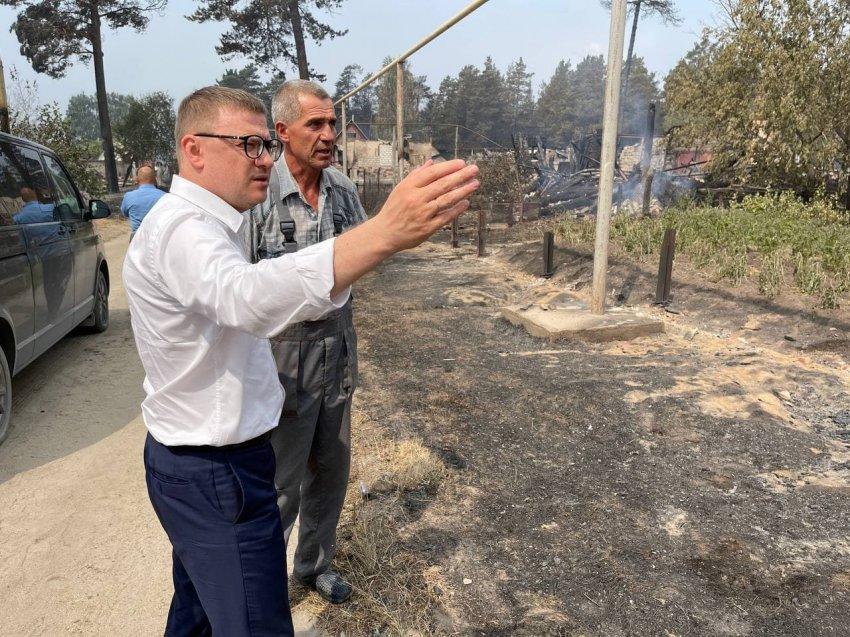Удалось отстоять от огня более 1800 домов