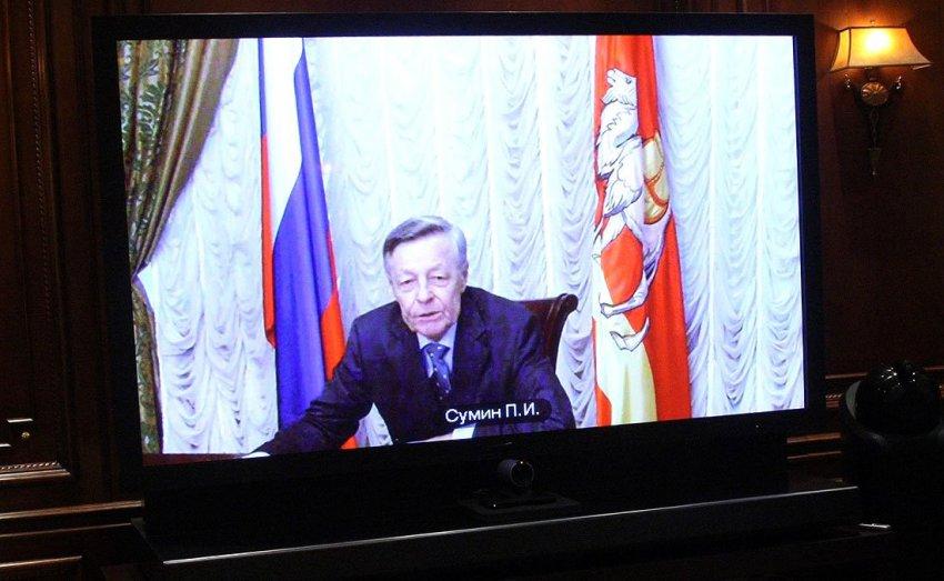 В Челябинске установят памятник бывшему губернатору