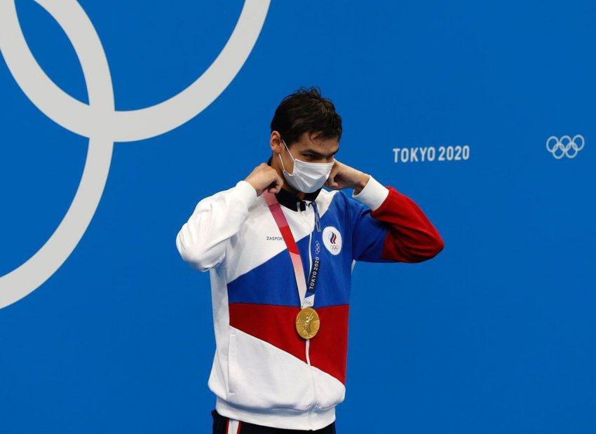 Рылов - дважды олимпийский чемпион!