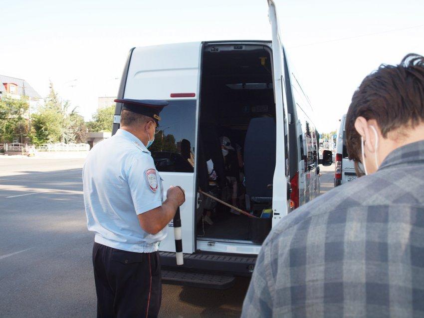 Проверили автобусы и маршрутки