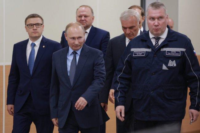 Владимир Путин может прилететь в Магнитогорск