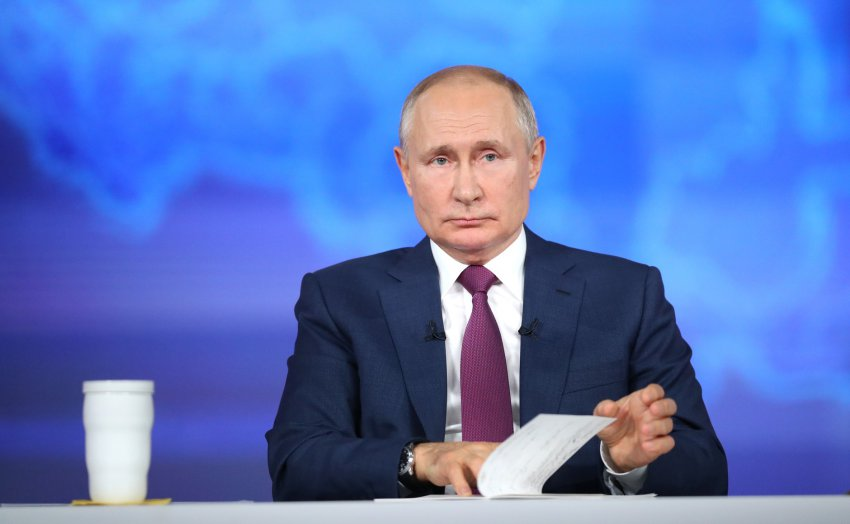 В Магнитогорске ждут Владимира Путина