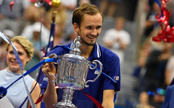 Два теннисиста из России вошли в топ-5 мирового рейтинга