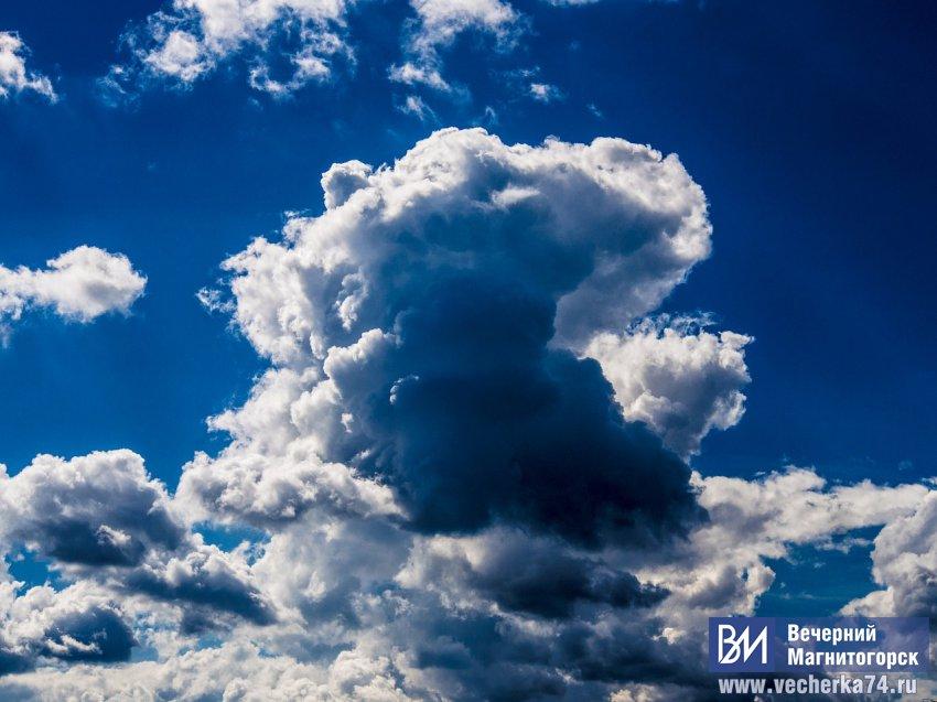 И облачно, и солнечно