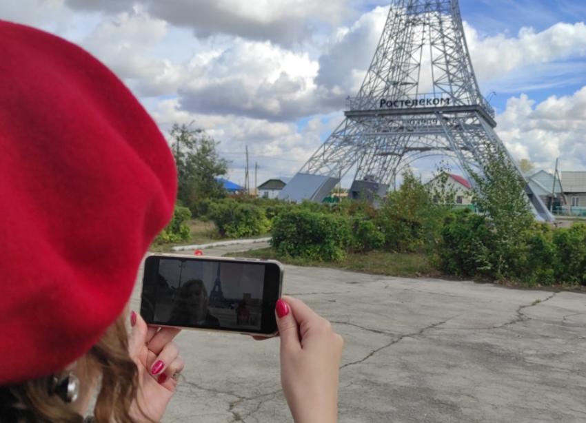 Париж на связи