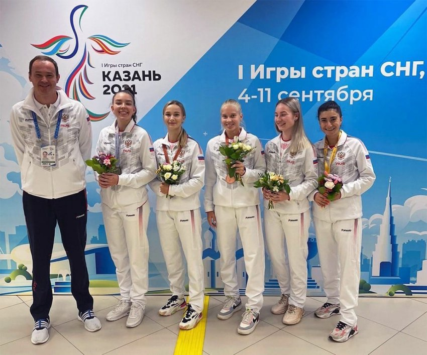 Теннисисты МГТУ – победители и призеры первых в истории Игр стран СНГ