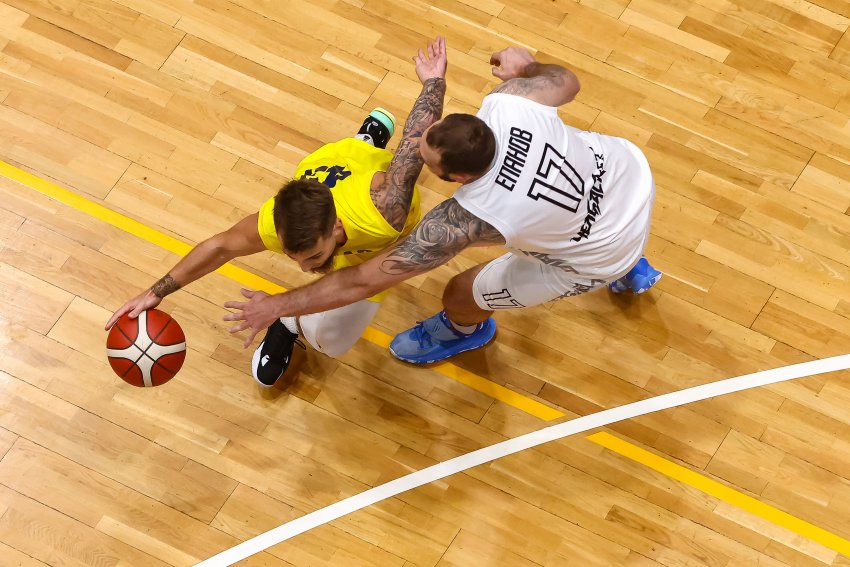 Магнитогорск примет этап Кубка России по баскетболу