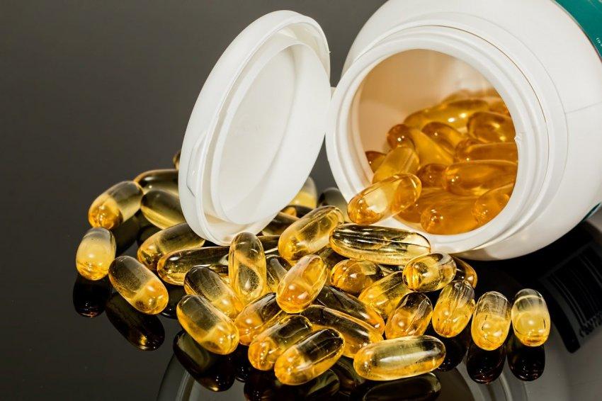 Полезные витамины для детей в 2021 году