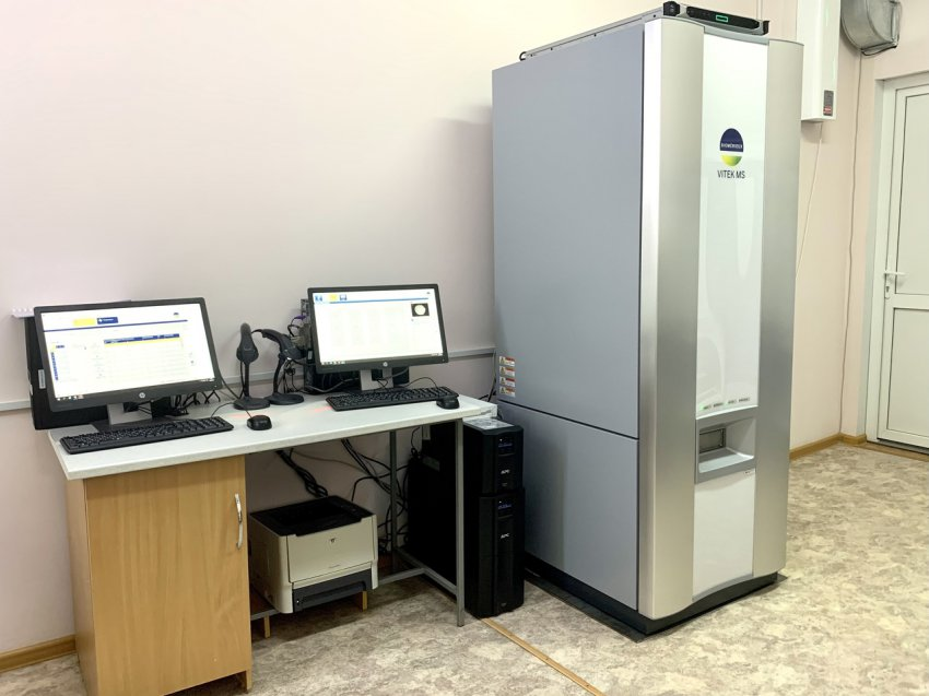 В Магнитогорске появилось уникальное лабораторное оборудование