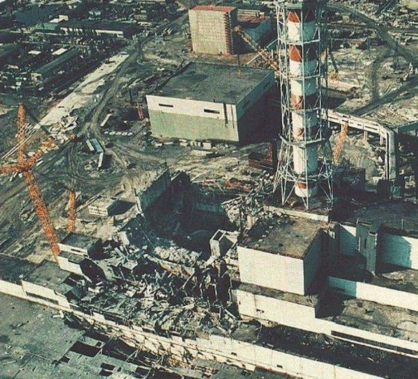 Чернобыльская АЭС на карте: где находится станция